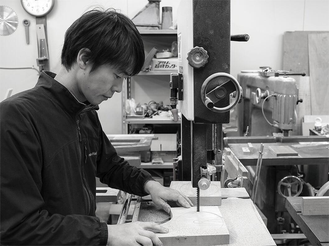 BUTLER furniture & craft代表 森井 隆介